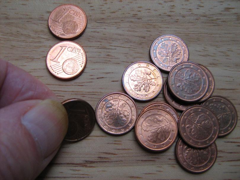 Als Clickworker darf man zu Beginn auch das Kleingeld nicht verschmähen. (Foto: © Egon Häbich  / pixelio.de)
